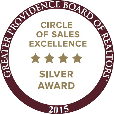 Silver Award - Greater Providence Board Of Realtors